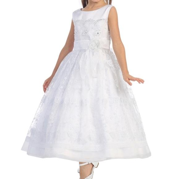 2f733956fb74 Tip Top Kids Dresses   New First Communion Dress Size 10   Poshmark